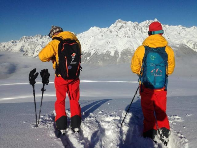 From Alpe d'Huez to Chamonix by skis