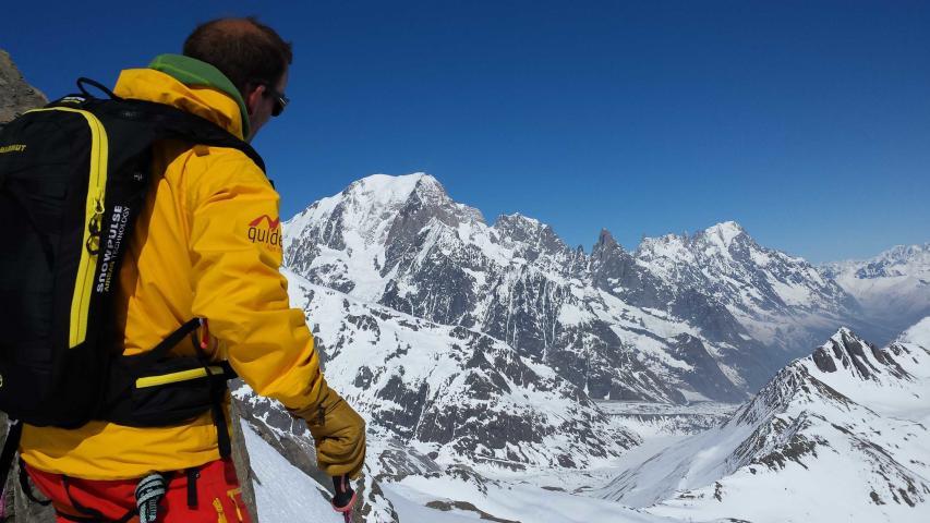 Alpe d'Huez-Chamonix