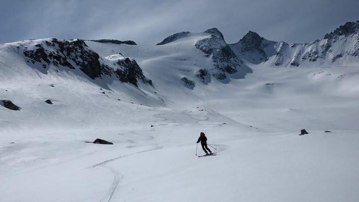 Traversée du haut Tyrol
