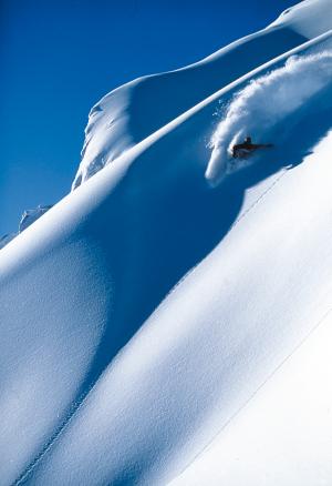 Stage de ski freeride junior