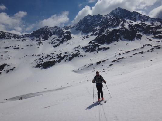 Les guides de l'Alpe d'Huez...